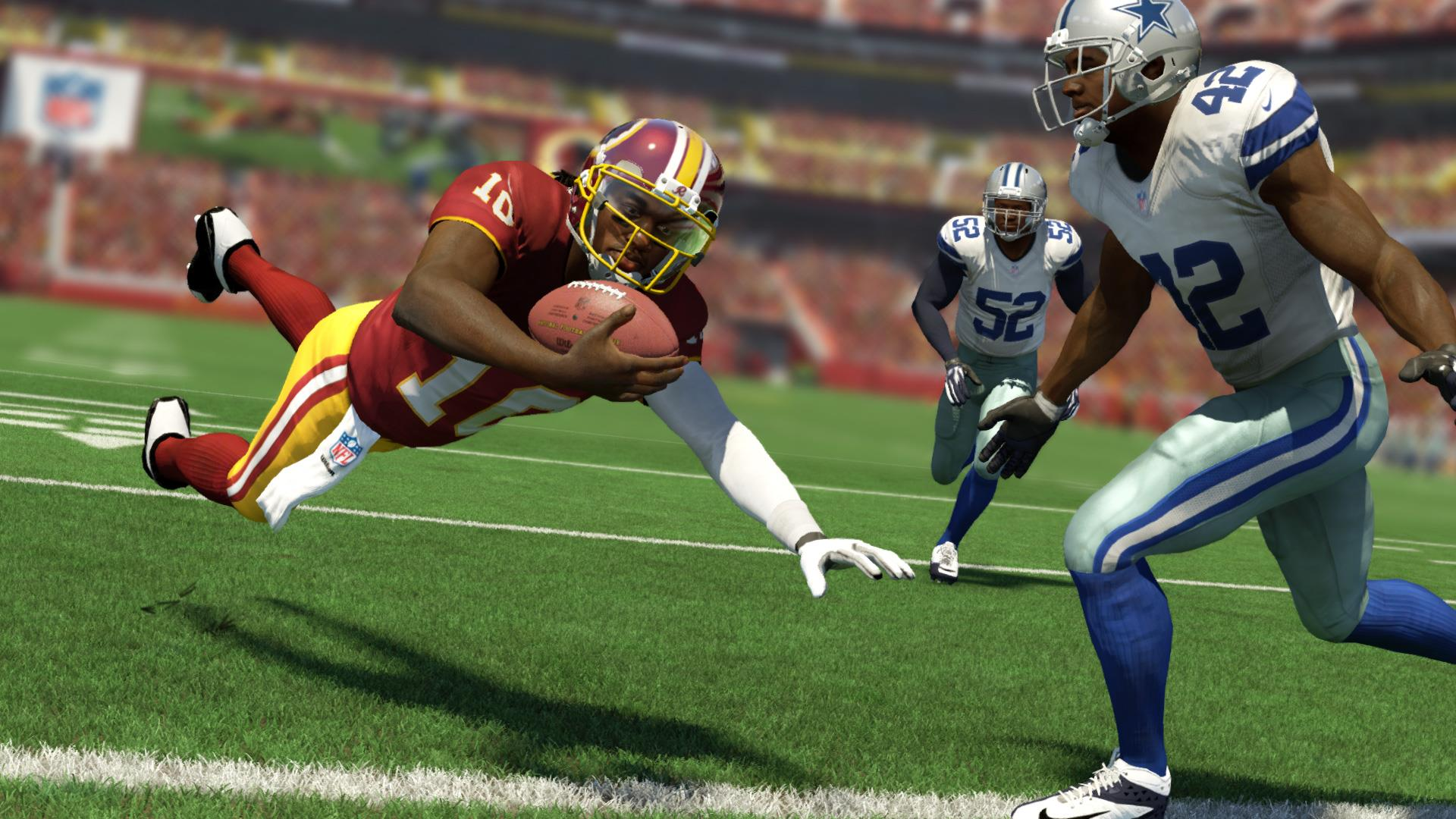 The New Breed in Madden NFL 25 (Xbox One)
