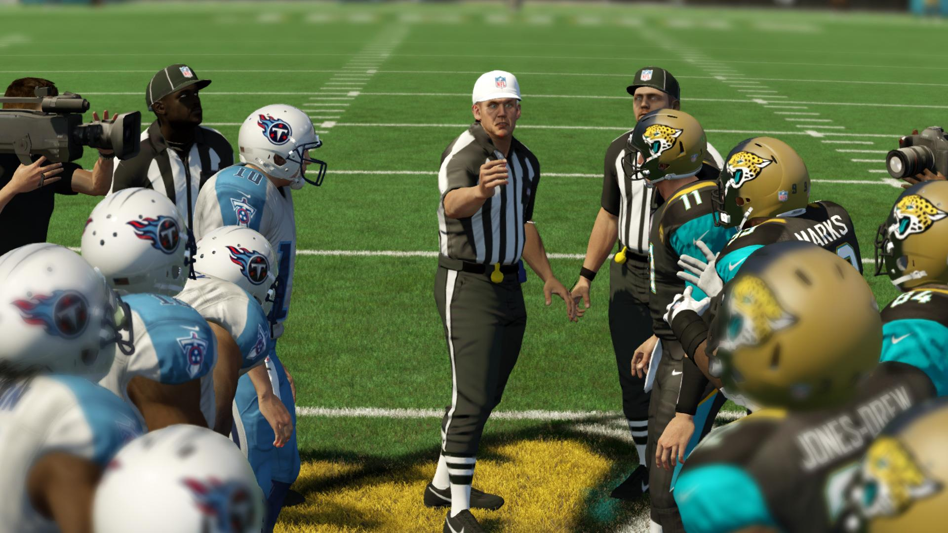 Beginning the Journey in Madden NFL 25 (Xbox One)