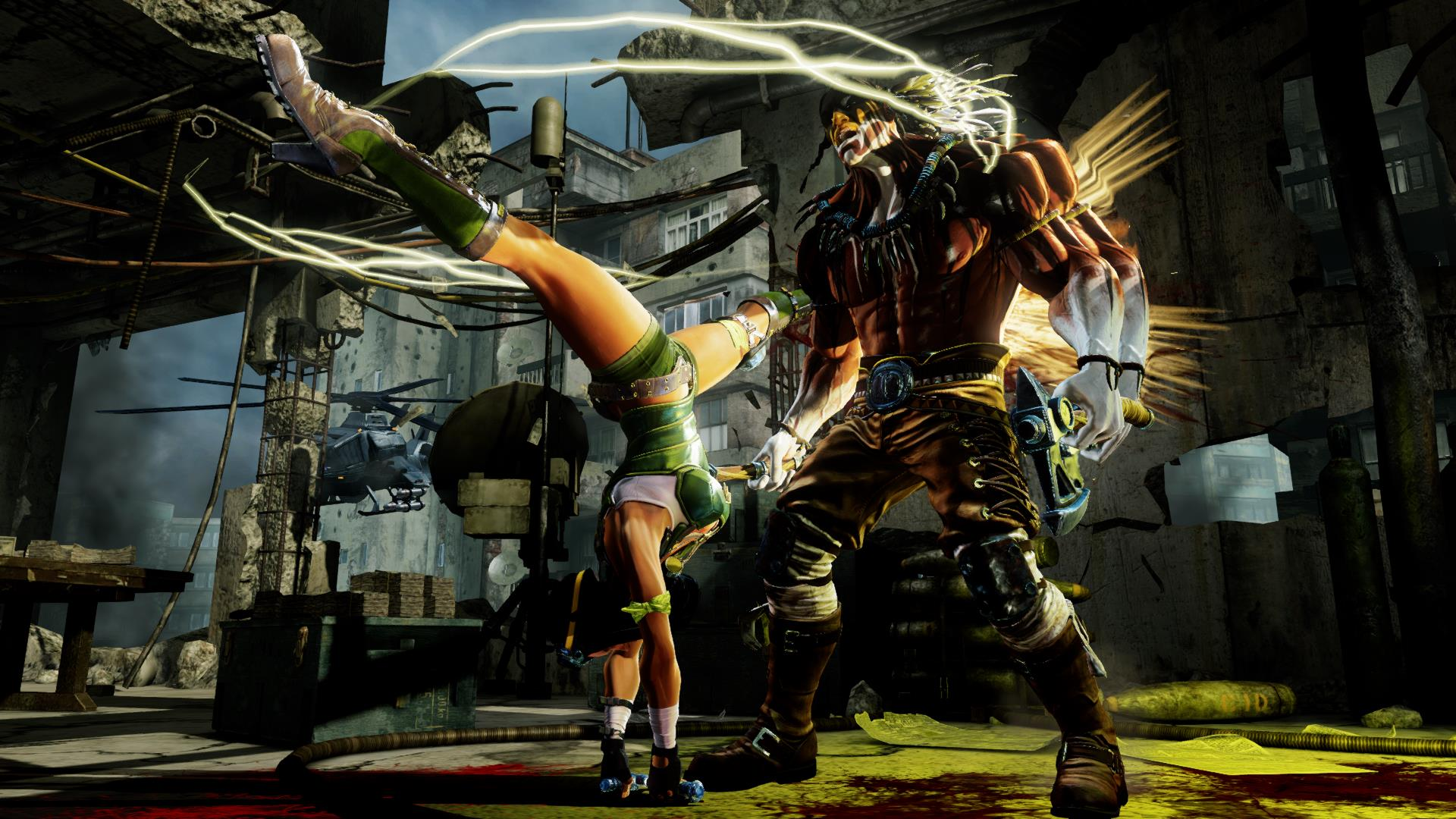 Triple Trials! in Killer Instinct