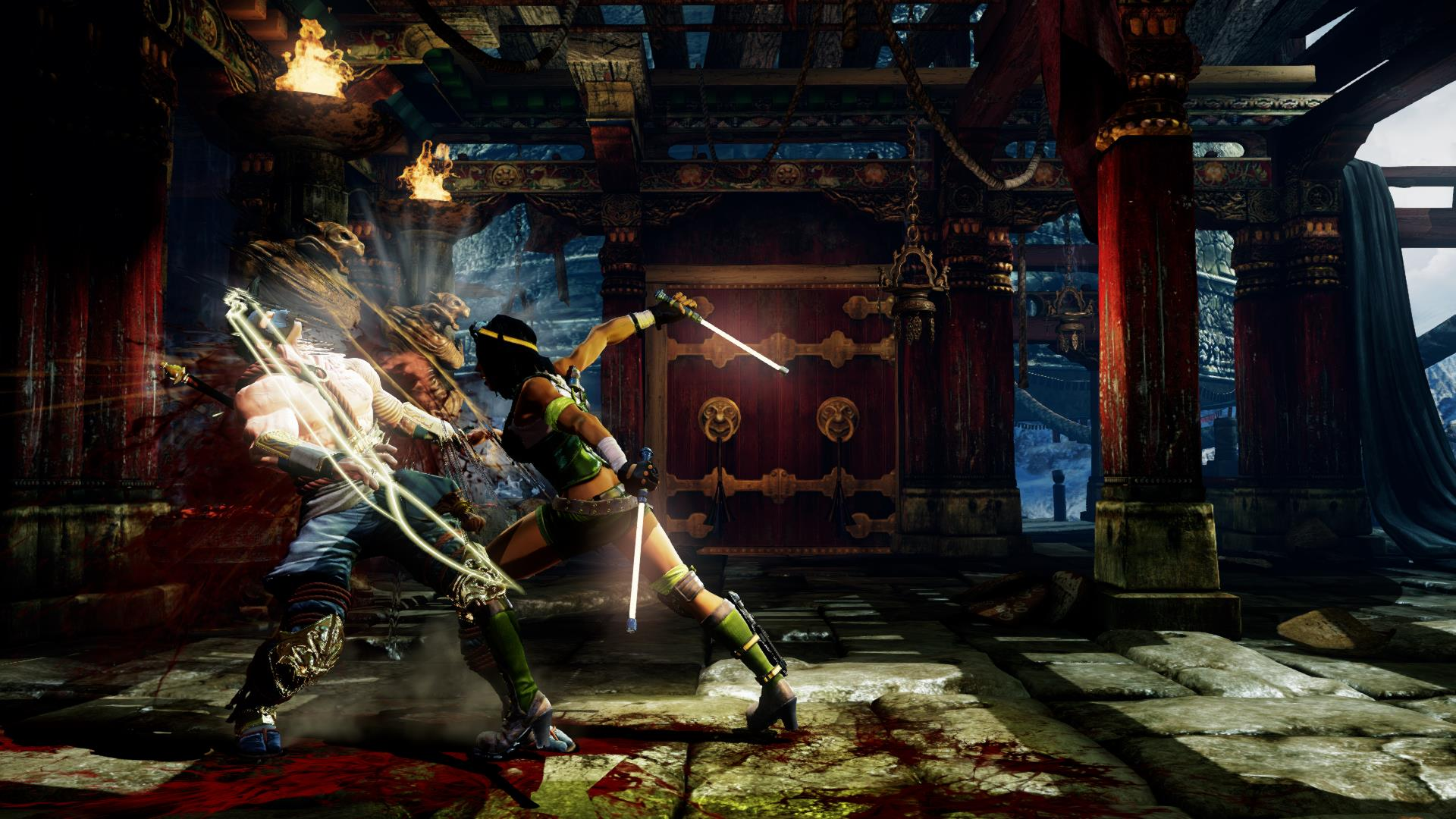 Competitive Orchid in Killer Instinct
