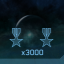 A Crate of Medals in Halo: The Master Chief Collection